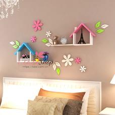 Kệ trang trí phòng ngủ TTPN11