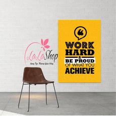 Tranh Tạo Động Lực Mang Nguồn Năng Lượng Hứng Khởi 200% - Lala Shop