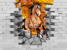 Tranh dán tường 3DSH240
