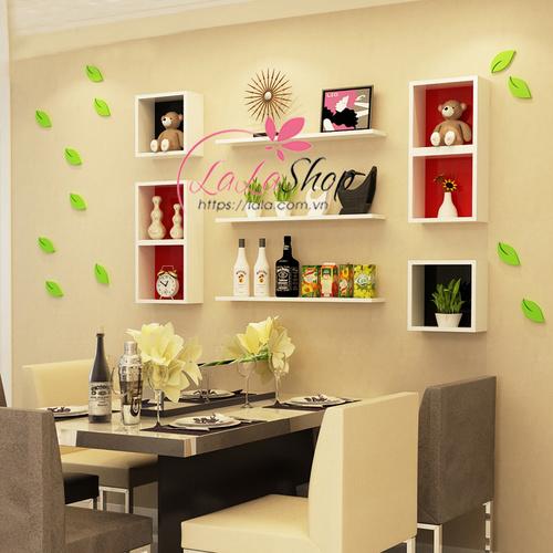 Kệ trang trí phòng ăn TTPA29
