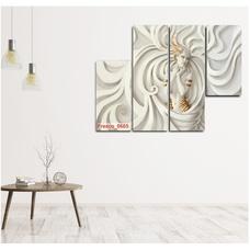 Tranh treo tường cô gái nghệ thuật 2