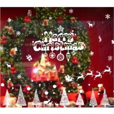 Merry Christmas và cây thông Noel