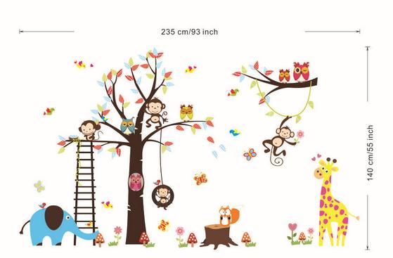 Vườn thú to 10 hiệu Zooyoo
