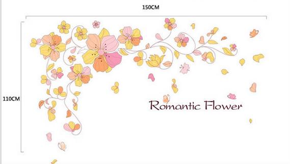 Sắc hoa lãng mạng